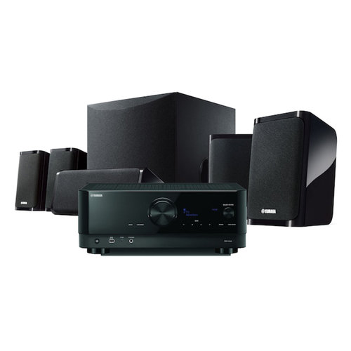 View Larger Image of YHT-5960U 5.1-Channel Premium Home Theater System with 8K HDMI and MusicCast
